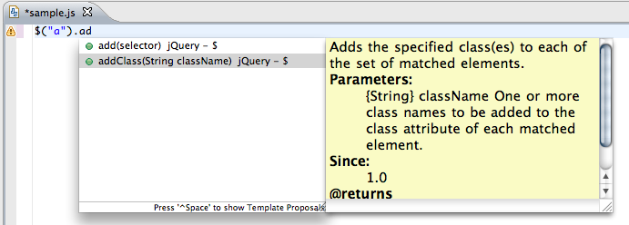 Editors and editor extensions | The PDT Extension Group eclipse p2